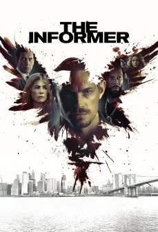 مشاهدة وتحميل فلم The informer المخبر اونلاين