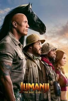 مشاهدة وتحميل فلم Jumanji: The Next Level Jumanji: The Next Level اونلاين