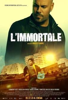 مشاهدة وتحميل فلم The Immortal الخالد اونلاين