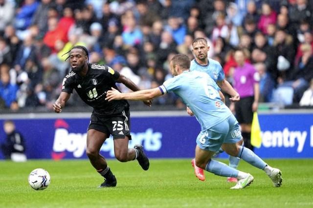 Inglaterra: Fulham, de Marco Silva, goleado na visita ao Coventry