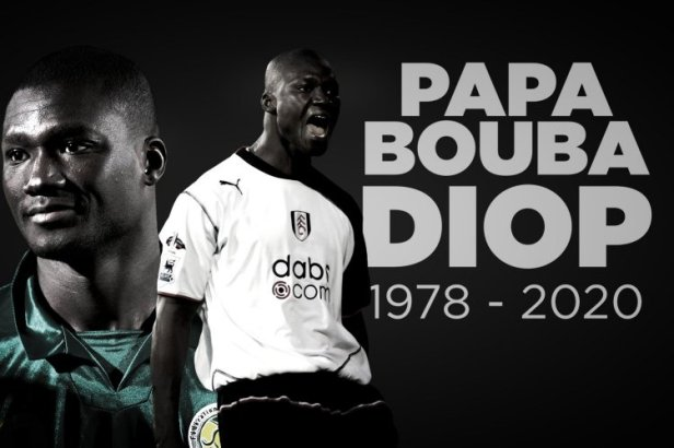 Former Senegalese footballer Papa Bouba Diop dies after long illness