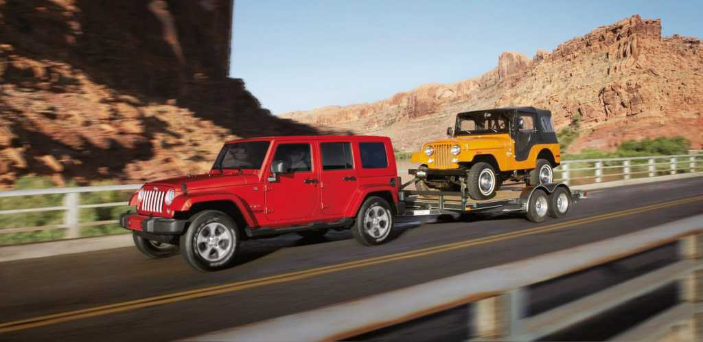 2017 Jeep Wrangler Unlimited Lease Financing Deals In Nj