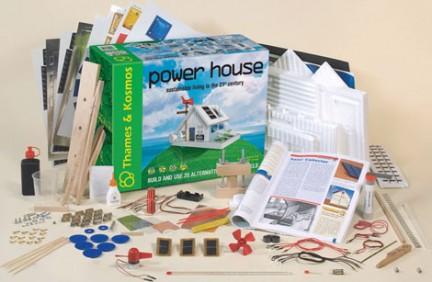 Power House impariamo a costruire una casa ecologica