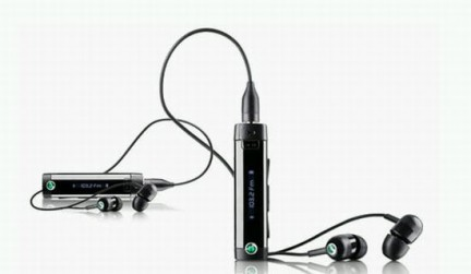 Sony Ericsson MW600, lo stereo wireless con radio FM