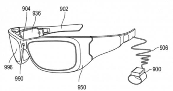 Gli occhiali digitali sono il nuovo progetto di Microsoft