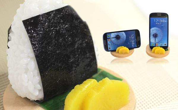 The Delicious Food Phone Stand for Your Smartphone  Gadgetsin
