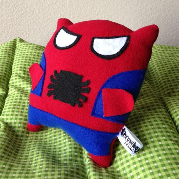 Superhero Inspired Pillow Fighter  Gadgetsin
