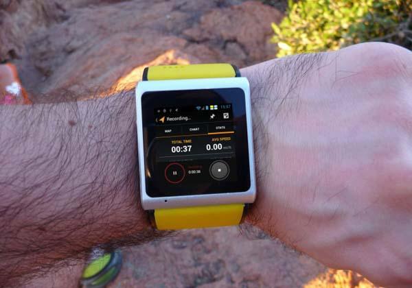 AI Watch Android Powered Smart Watch  Gadgetsin