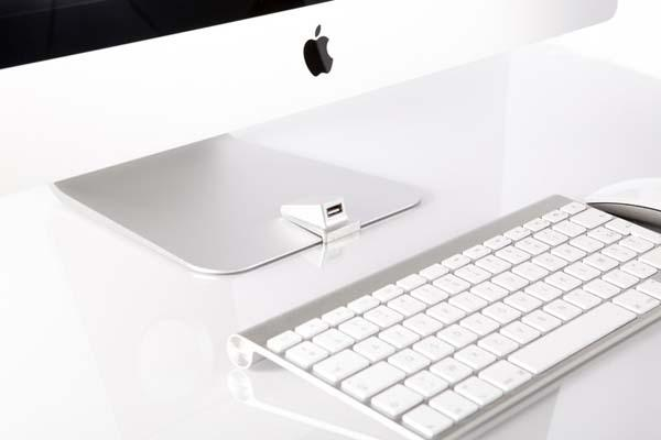 iMacompanion FrontFacing USB Port for iMac  Gadgetsin
