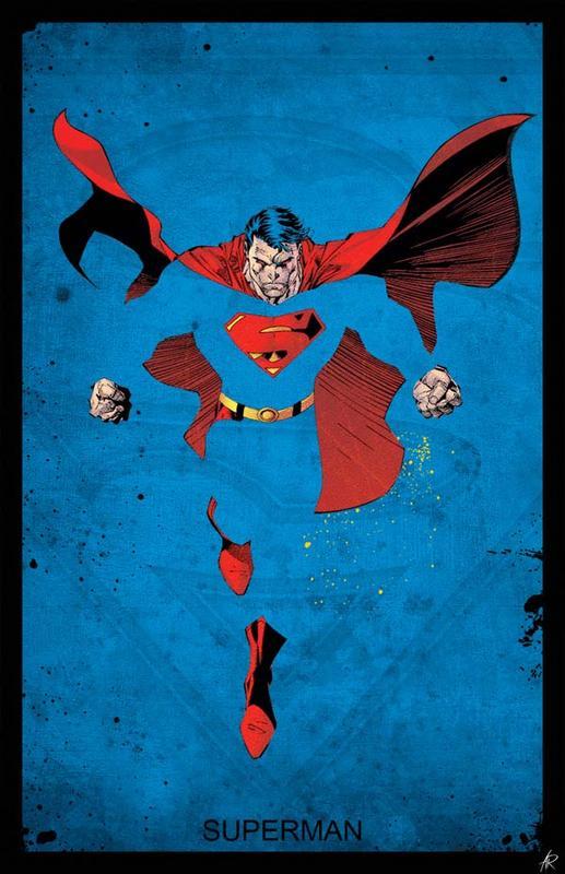 Materialize Superhero Illustration Series  Gadgetsin