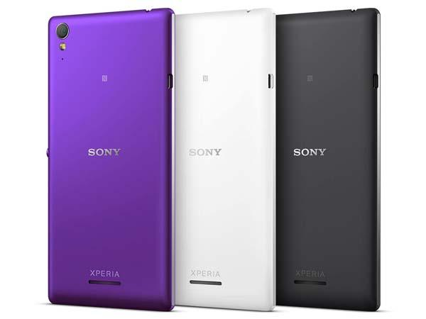 Sony Xperia T3 UltraSlim Android Phone Announced  Gadgetsin