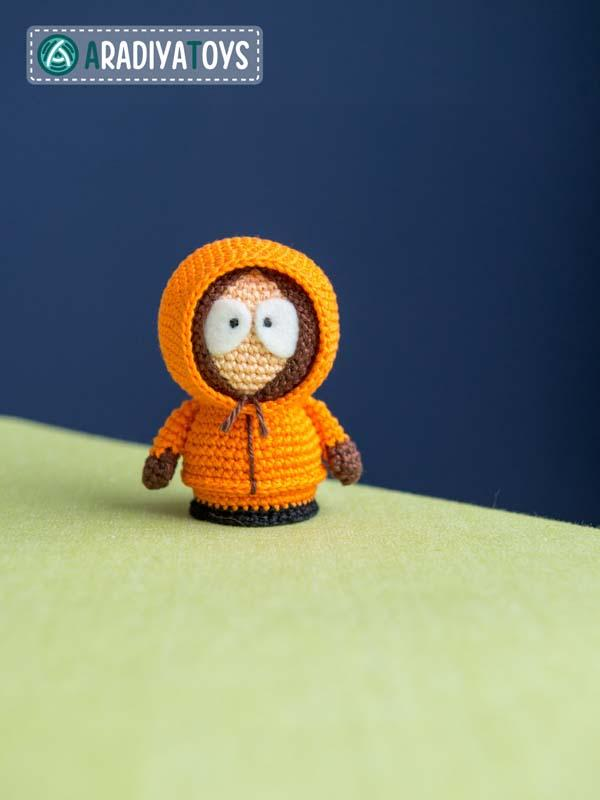 South Park Themed Crochet Patterns  Gadgetsin