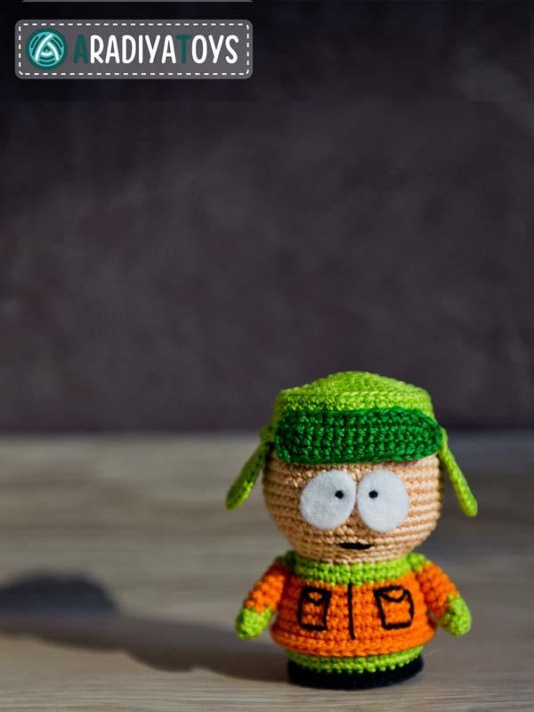 South Park Themed Crochet Patterns Gadgetsin
