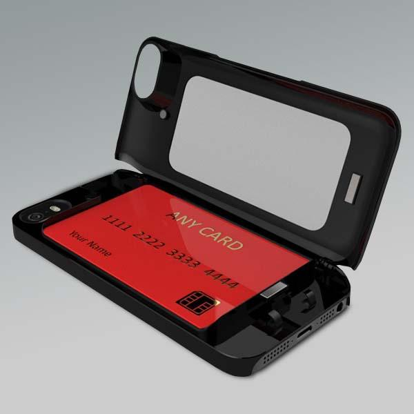 The Mia Make Up iPhone 5s Case  Gadgetsin