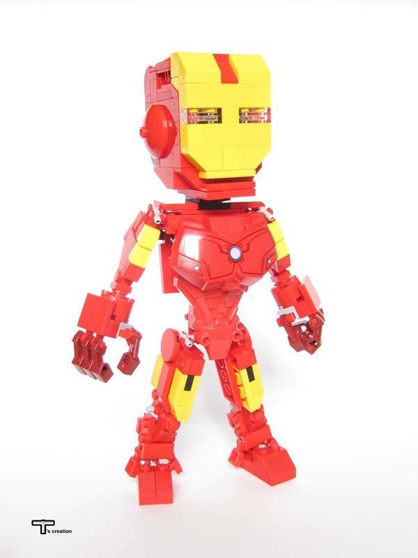 The Awesome LEGO Superhero Action Figures Gadgetsin