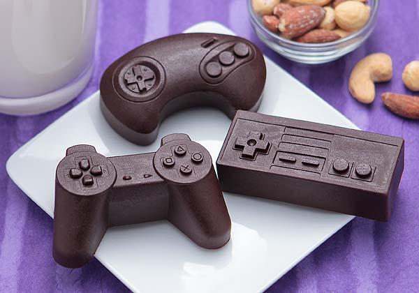 The Classic Video Game Controller Silicone Mold  Gadgetsin