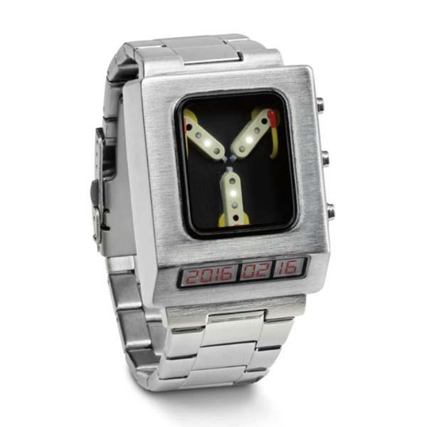 Back to the Future Flux Capacitor Wrist Watch  Gadgetsin