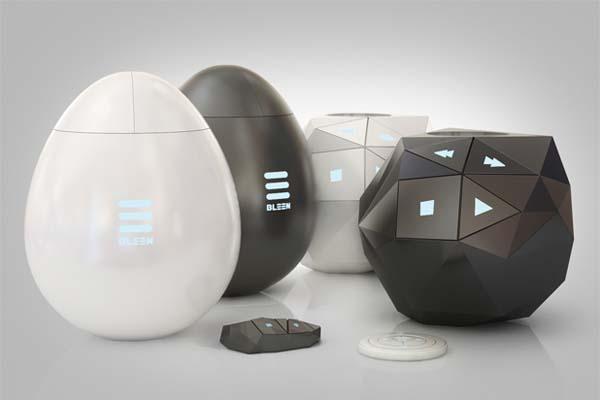 Bleen Portable Holographic Projector  Gadgetsin