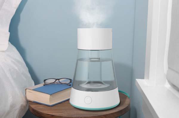 Osmos Ultrasonic Smart Humidifier  Gadgetsin