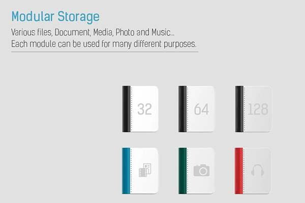 Cabinet A Digital Bookcase to Organize Your Files  Gadgetsin