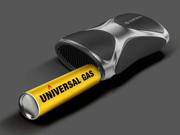 Kraftwerk LPG Gas Powered Portable Charger  Gadgetsin