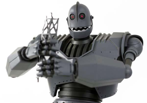 The Iron Giant Deluxe Action Figure  Gadgetsin