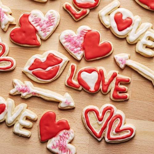 Valentines Day Cookie Cutter Set  Gadgetsin