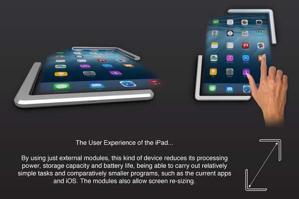 The lightMac is a Futuristic Apple iMac  Gadgetsin