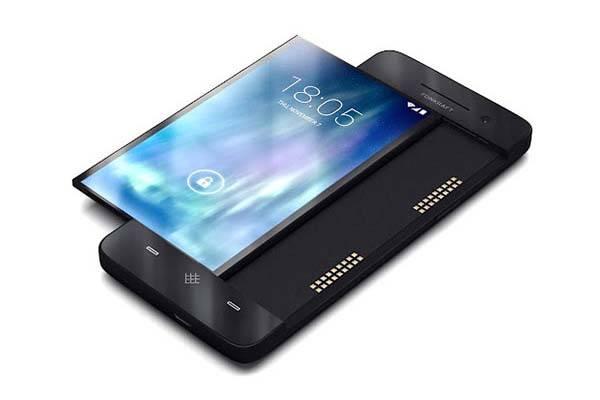 Fonkraft Modular Smartphone with Various Interchangeable Modules  Gadgetsin