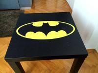 Handmade Batman Coffee Table | Gadgetsin