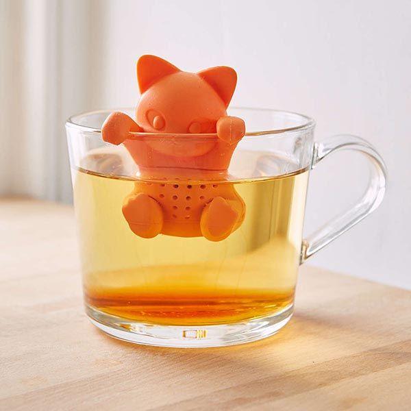 Kittea Manekineko Inspired Tea Infuser  Gadgetsin