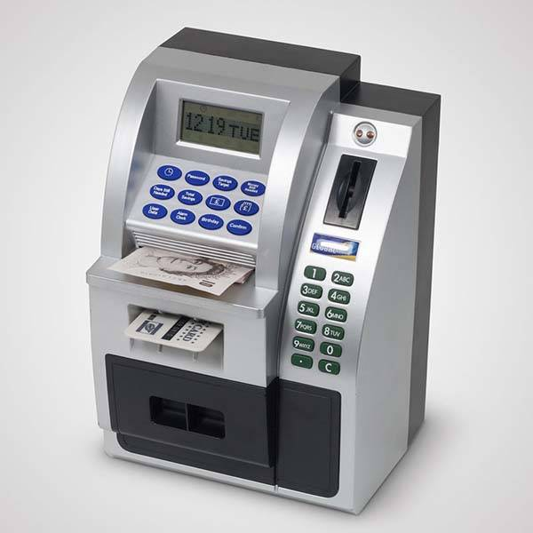 the atm money bank
