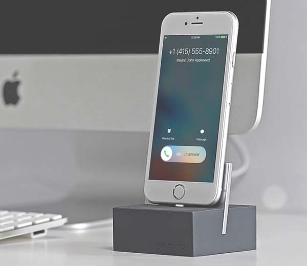 Native Union DOCK Charging Station for iOS and Android