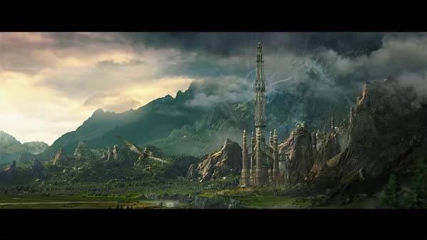 Drawing Cute Wallpaper Cute Warcraft The Beginning Movie Trailer Arrived Gadgetsin