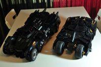 Batman Arkham Knight Batmobile LEGO Set | Gadgetsin