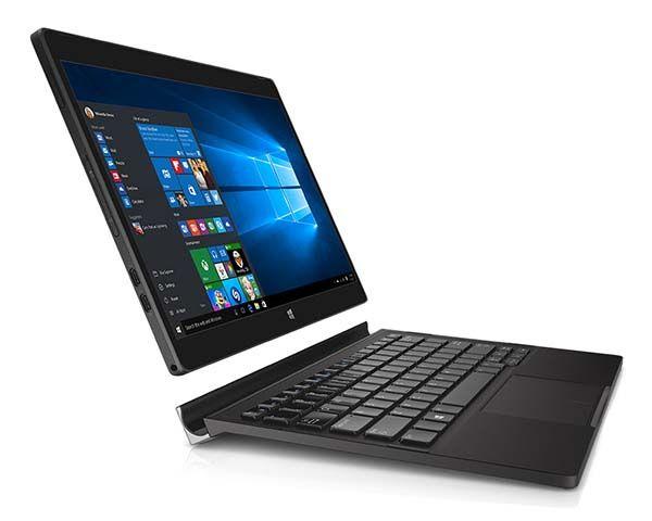 Dell XPS 12 2In1 Laptop Boasts Detachable 4K Ultra HD