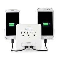 Wall Mount Surge Protector With Usb | apexwallpapers.com