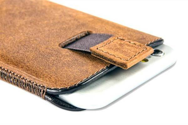 Benittorre Handmade iPhone 6/6s Plus Leather Case