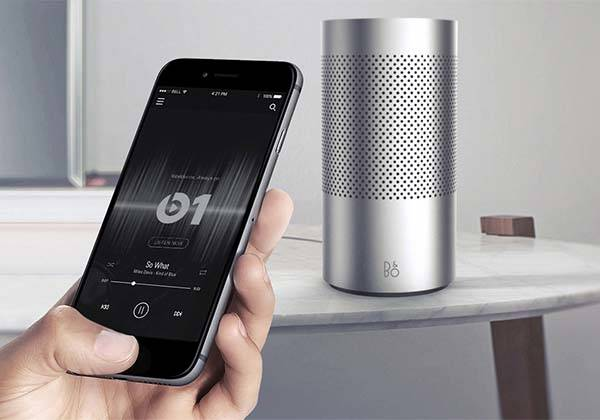 Concept B Amp O Ao Airplay Portable Bluetooth Speaker Gadgetsin