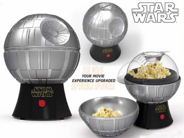 kitchen machine islands for sale star wars death popcorn maker | gadgetsin