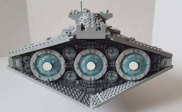 Star Wars First Order Finalizer Resurgentclass Destroyer