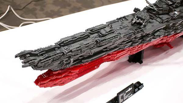 battleship anime
