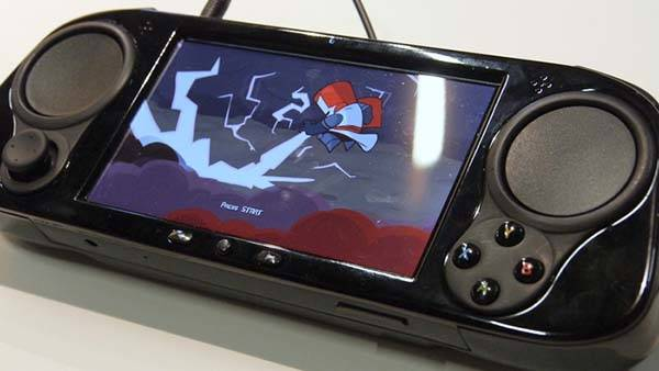 SMASH Z Handheld Gaming PC Supports Steam Games Gadgetsin