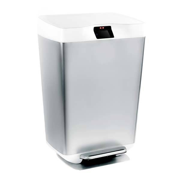 UZER Eugene Smart Trash Can Simplifies Your Waste Sorting