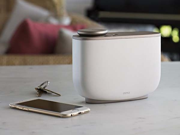 Aera Smart Fragrance Diffuser with Optional Capsules