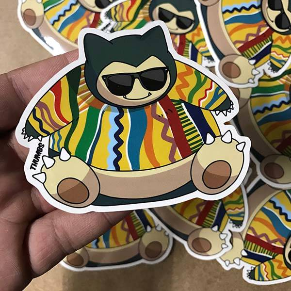 Handmade The Simpsons X Pokemon Mashup Pin Badges Prints