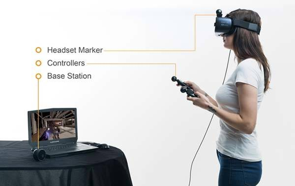 NOLO VR Motion Tracking System Lets You Play SteamVR Games On Smartphone Gadgetsin