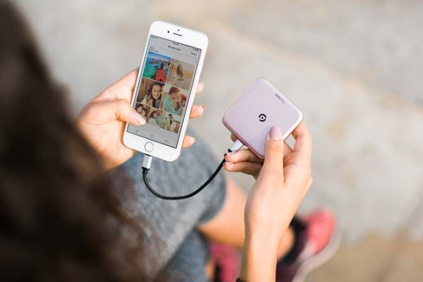 Fotofami Lightning Storage Device for iPhone Camera Roll