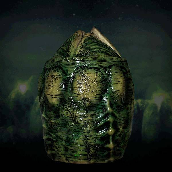Motion Activated Alien Egg Storage Container Gadgetsin
