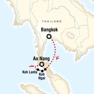 Tayland Adaları Turu